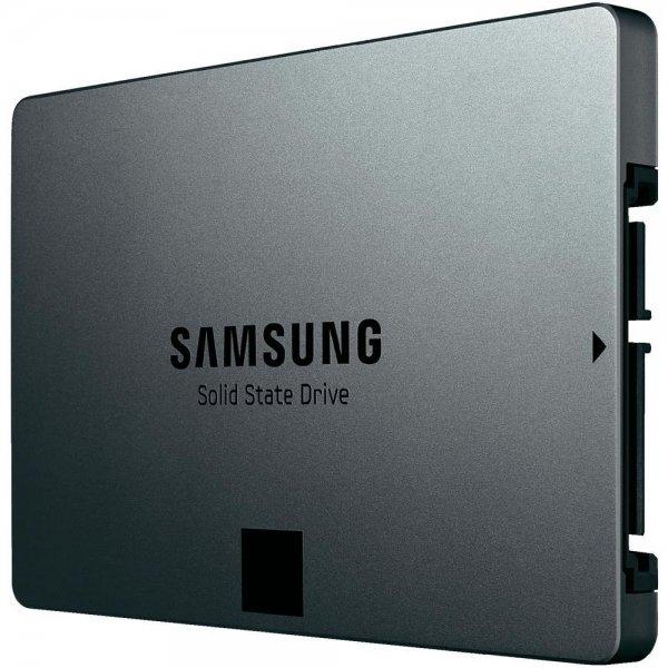 Samsung SSD 840 EVO 120GB für 56,95€ [Conrad]