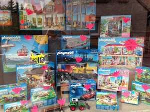[lokal] [64404] Playmobil Country, City Action & Summer Fun ab 9€ bei Spielwaren Streng