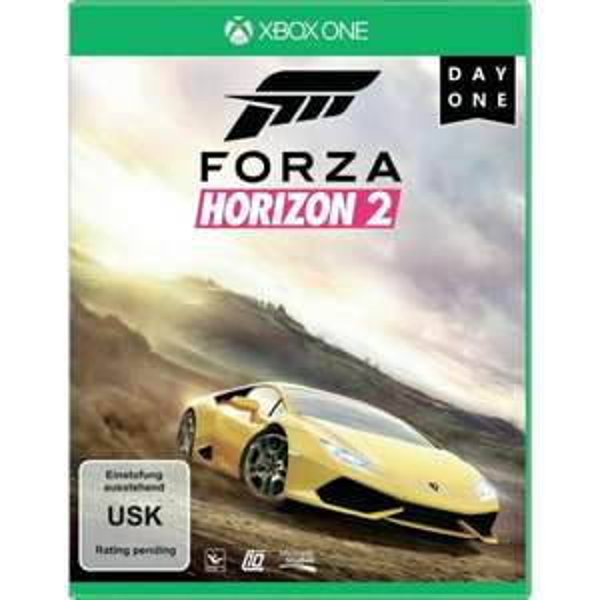 Forza Horizon 2 für 52€ bei Conrad