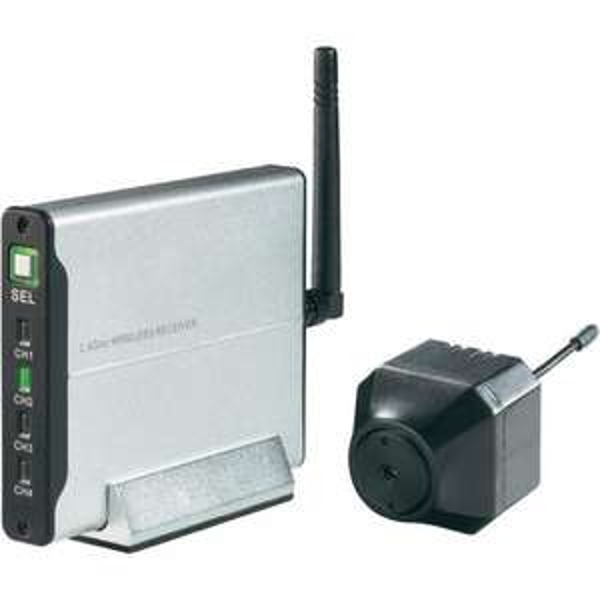 [getgoods.de]  Conrad Funk-Mini-Kamera-Set 2,4Ghz, Idealo.de ab 79,95€