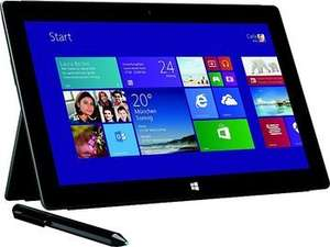MICROSOFT Surface 2 64GB (+ Office) ohne Touchtastatur