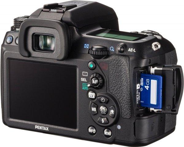 Pentax K5II S Spiegelreflexkamera + Objektiv SMC DA 50mm F/1.8 für 635,58 € @Amazon.fr