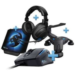 Roccat GAMESCOM BUNDLE bei Redcoon.de