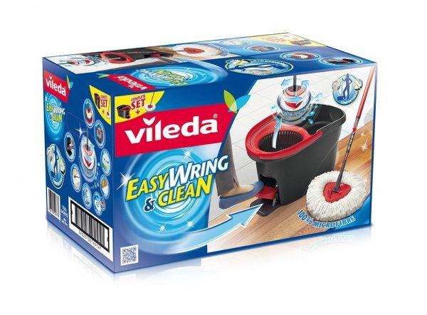 20% auf Vileda-Produkte bei Amazon.de - Vileda Easy Wring & Clean Wischsystem für 24€