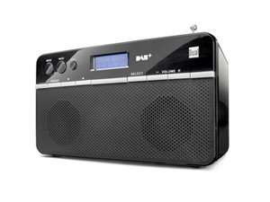Dual DAB 18 portables Digitalradio @polin.de für 34,90 € inkl. Versand