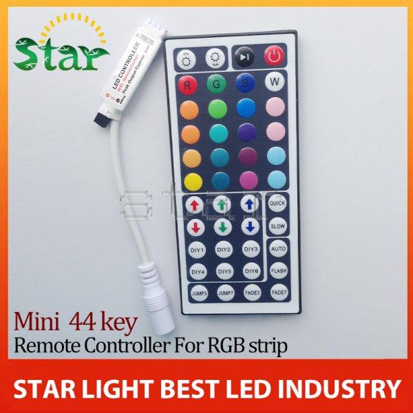 44 Key FB mit Mini-Controller für 5050 oder 3528 LEDs