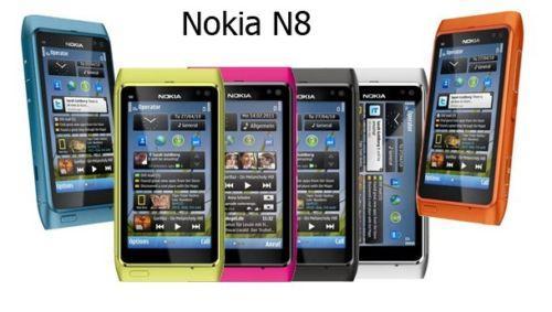 Nokia N8 für 77.- € + 7,70 EUR monatliche Kosten + ohne AG