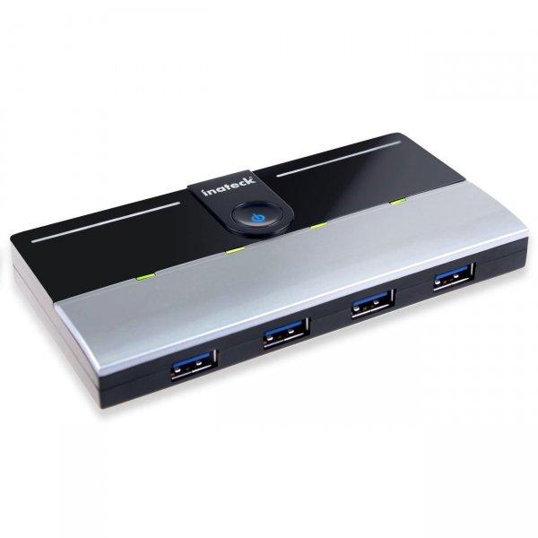 Inateck 5-Port USB3.0 Hub für 21,99€ bei amazon.de