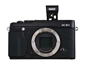 Fujifilm X-E1 Body - Schwarz für 341,18€ @Amazon.co.uk