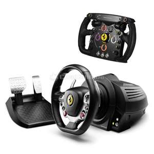 Thrustmaster TX Racing Wheel Lenkrad plus Add-Ons für 289,90 plus 3,99 Versand