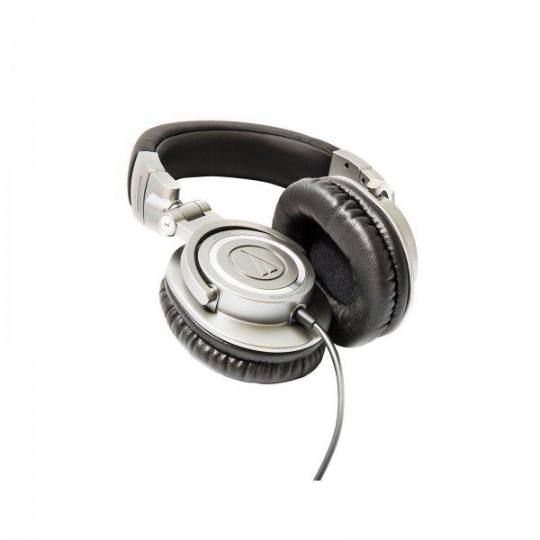 Spitzenkopfhörer Audio-Technica M50 (Silber Edition) für 99,00 €