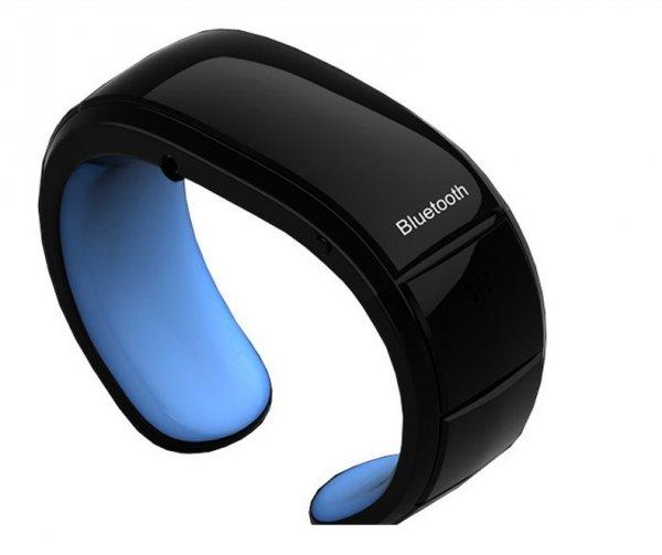 Bluetooth Armband mit Call + Time Display + Musicplayer + Microphone + Speaker für 23,18€ inkl. Versand