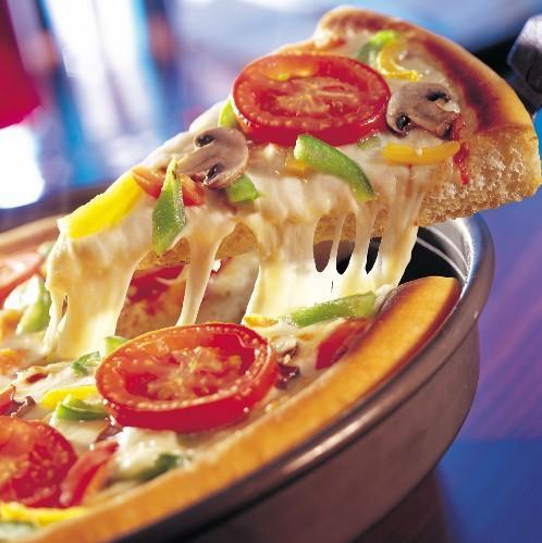 PizzaHut - Die zweite günstigere/wertgleiche Pizza für 0,29€ @ undSPAREN.de