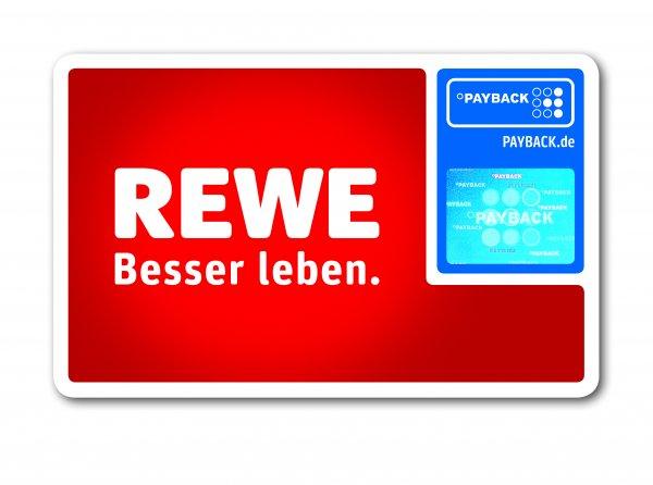 [Payback] Bei REWE Sachen im Wert von 6 € für 2 € kaufen als Neukunde