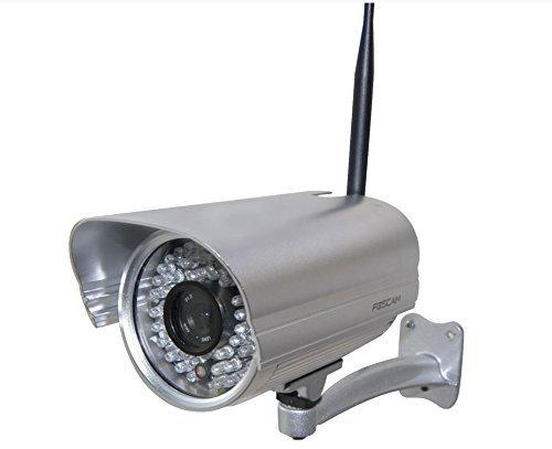"""Foscam™ - WLAN-Überwachungskamera """"FI9805W"""" für €88.- [@Redcoon.de]"""