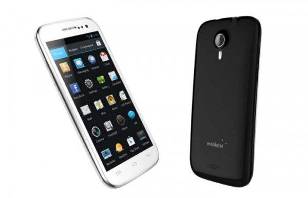[notebooksbilliger.de] Mobistel Cynus T5 Smartphone weiss/schwarz für 163,99 € (GS)