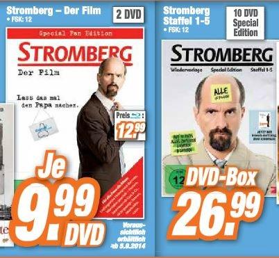 [Expert] Stromberg - Der Film - Special Fan Edition (Blu-Ray) 12,99€ / (DVD) 9,99€ & Komplettbox Staffel 1-5 für 26,99€ - Bundesweit?!