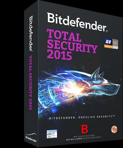 6 Monate Bitdefender Total Security 2015