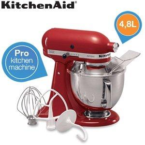 Kitchen Aid Artisan 399,95€ + 8,95€ Versand