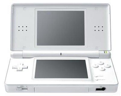 Nintendo DS Lite - Comfort Pack, weiß für 0,99€ + 4,99€ VSK