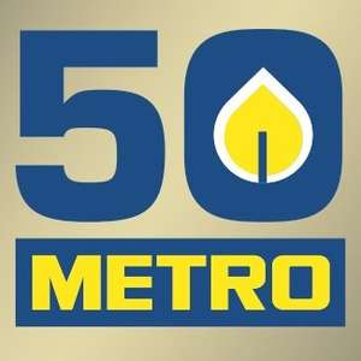 [METRO] 50 Tage - 50 Deals -> SonderWerbung