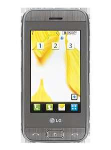 LG GT400 (Vodafone CallYa) Touchscreen-Handy