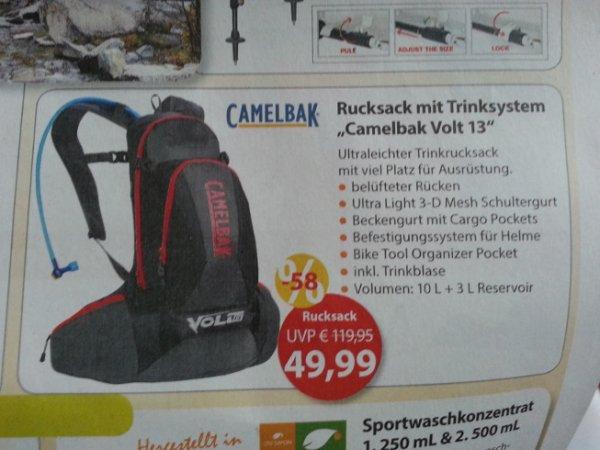 [lokal 88279 Amtzell] Camelbak Volt 13 49,99€