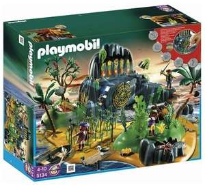 [Online] Playmobil 5134 Abenteuerschatzinsel @ Karstadt