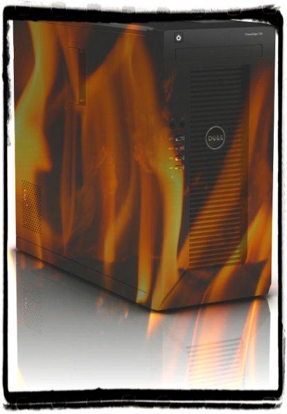 [T20 Basic - die Erste] DELL PowerEdge T20 - Pentium G3220 Mini-Tower Server/Workstation + 2 Jahre Vor-Ort-Service @cyberport zu 169€