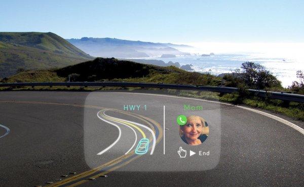 Navdy - Head Up Display zum Nachrüsten für alle KFZ IOS/Android - 40% billiger statt 499