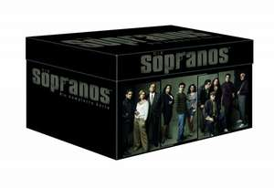 Die Sopranos - Die ultimative Mafiabox [28 DVDs] EUR 47,97