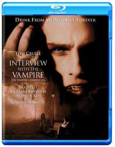 Blu-ray - Interview mit einem Vampir für €5,98 [@Wowhd.co.uk]