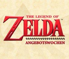 Wii U / 3DS - eShop - Zelda Angebote