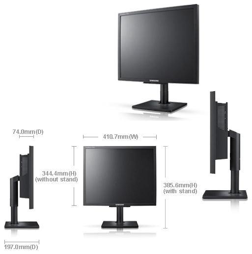 Samsung TC190 All-in-One 48,3 cm (19 Zoll) Desktop-PC (15pin D-Sub, 5 ms Reaktionszeit) für  128€ @ Ebay