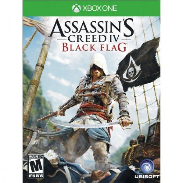 [Play-Asia.com] Assassins Creed Black Flag Xbox One, Idealo.de ab 39,95€