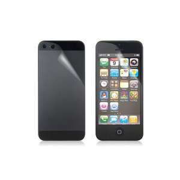 4 x Displayschutzfolien für Apple iPhone 5, 5S und 5C inkl. Reinigungstuch für 1 Euro inkl. Versand!