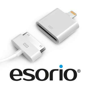 Erosio Apple Lightning auf 30-Pin Adapter
