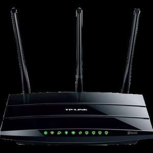 TP-LINK TD-W8980B(Router/GBit-Switch/N-Draft-Wlan/USB/FTP)