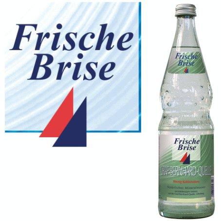 [Kaufland Hamburg] Frische Brise Mineralwasser in 0,7 / 0,75L Glasflasche ab Montag 8.9.
