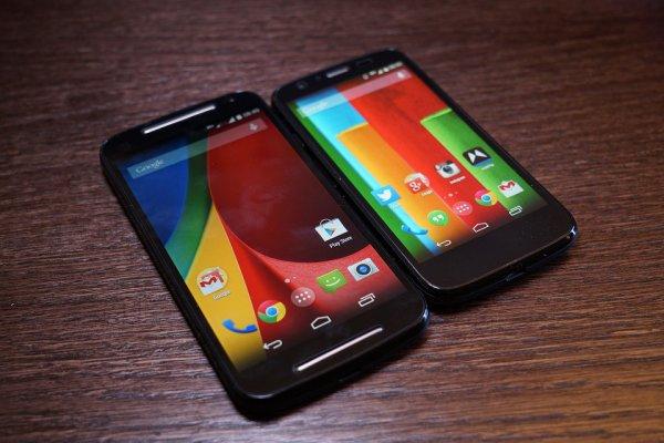 Motorola Moto G 2nd Gen für effektiv 179 Euro mit 500MB Internet @Sparhandy