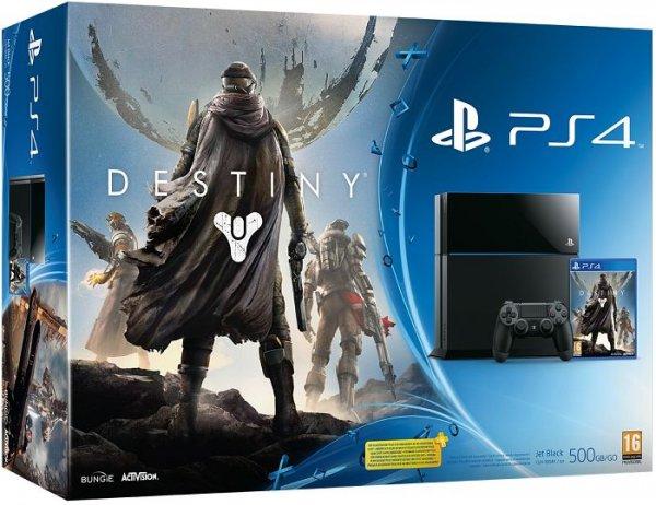 [amazon.de] PS4 Destiny Bundle - 399€