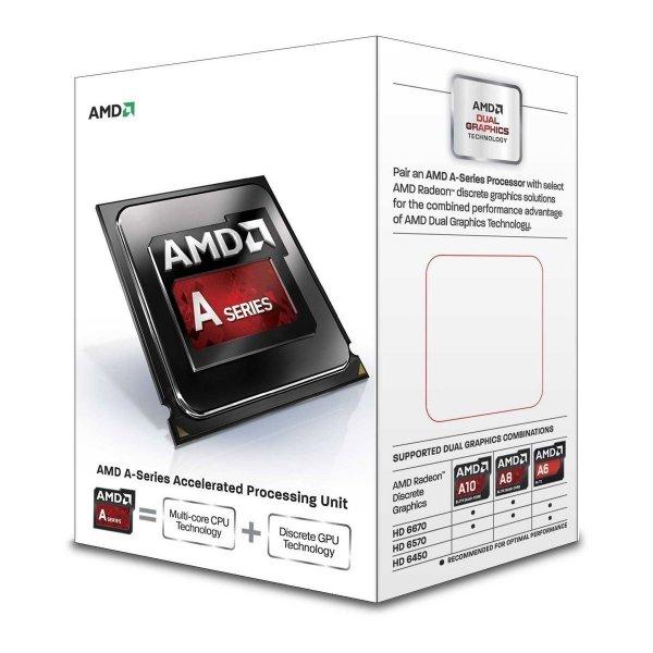AMD A-Series A8-7600, 4x 3.10GHz, boxed, Sockel FM2+, AMD Radeon R7 für 80,25 € @Amazon.co.uk