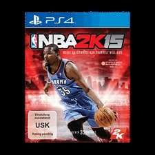 NBA 2k15  PS4/Xbox One €54,95 (inkl. Versand)