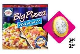 [NL]  Alle Wagner Big Pizzen für je 1€ @ C1000 in Holland