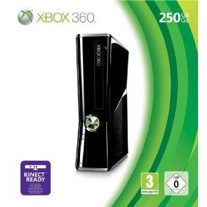 [Mediamarkt] Xbox 360 250 GB + 3 Spiele