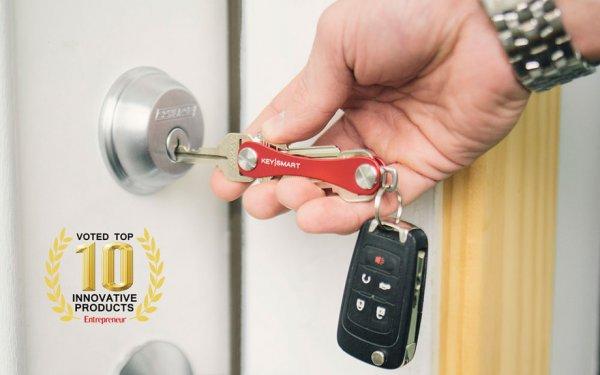 KeySmart - der smarte Schlüsselbund