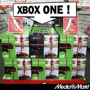 [MEDIA MARKT BE] Xbox One 500GB ohne Kinect + Fifa 15 + Destiny + Forza 5 für 399€ *UPDATE* @Saturn Luxembourg City 379€