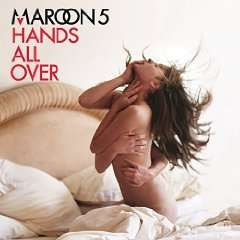 Nur 1,99 €  - Amazon MP3 Album - Maroon5 - Hands All Over (Moves Like Jagger Edition)