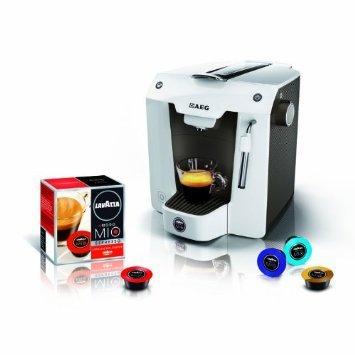 [Saturn] AEG LM 5100 Lavazza A Modo Mio Favola Espresso-Kaffeekapselautomat