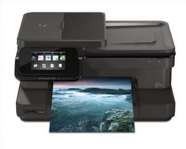HP Photosmart 7520 e-All-in-One Tintenstrahl Multifunktionsdrucker (A4, Drucker, Scanner, Kopierer, Wlan, USB, 9600x2400) für 104,84 € @Amazon.it